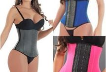 Waist Trainers, Corsets & Body Shapers / Corsets, Waist Trainers and Body Shaping garments FOR SALE. / by Cheri Glynn