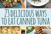 Tasty coastal dishes