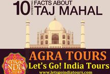 10 Facts about Taj Mahal / Read blog on 10 Facts about Taj Mahal  http://letsgoindiatours.blogspot.in/2016/06/10-facts-about-taj-mahal-taj-mahal.html