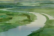 Piet Lap / Landscape