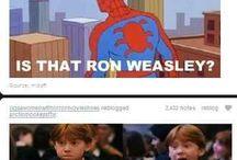 Harry Potter lustig