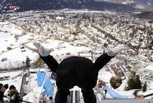 Ski Jumping is a passion
