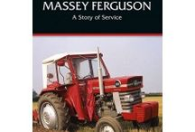Massey Ferguson Tractors / A collection of Massey Ferguson Tractor books and DVDs. All available to purchase from www.oldpond.com
