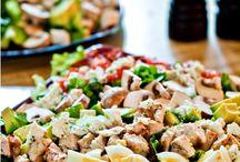 hmmm salads / hmmm salads
