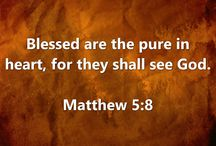 Bible Verses / Each Tuesday, we provide a Bible verse for you to reflect on and share with your friends and family.