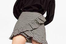 Faldas pantalon