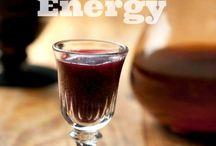 Energy & Immune System