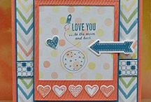 Stampin' Up! Love You to the Moon