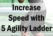 speed agility
