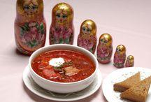 RUSSIA COOKING ✭ RUSKÁ KUCHYNĚ ✭ RUSKÉ RECEPTY ✭ РЕЦЕПТЫ ✭ КУЛИНАРИЯ ✭ RUSSIAN FOODIE / Zde naleznete zajímavé odkazy na recepty, informace o specifice ruské kuchyně, kulinářské speciality z Ruska. Ruská kuchyně to není jen boršč, šči, rassolnik, ucha, soljanka či okroška, šašliky z mletého masa, vinegret, kvas, mědok, golubce, vareniky, lapša, smažená kartoška, pirožki, moroženoje, pelmeně, syrnik, bliny, kaviár a vodka. Ruská kuchyně je velmi chutná a rozmanitá, každý region má místní odlišnosti a zároveň i unikátní speciality. Zkuste si uvařit chuťovku podle receptu s fotkami.