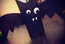 Halloweenpyssel