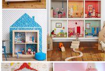 bonecas casa