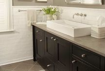 Bathroom Ideas / by Jennifer Driscoll