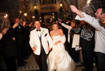 Exciting Exits / The final moments at the end of an amazing wedding reception