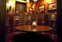 decoracion irish pub
