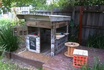 Outdoor ideas for the kids / Kids