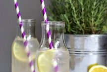 Delicioso zumo de limon