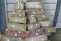 Wood Creations / by Stamptastic Designs