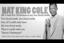 All I Want for Christmas is My Two Front Teeth / Words, Lyrics, Video, MP3s, Karaoke tracks to over 100 of the best loved Christmas Songs at Learn Your Christmas Carols including Two Front Teeth at http://www.learnyourchristmascarols.com/2009/12/all-i-want-for-christmas-is-my-two.html #christmasmusic / by Juliemarg
