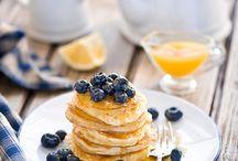 Breakfast Recipes & Food / Goodmorning Sunshine! Recipes, food, and settings.