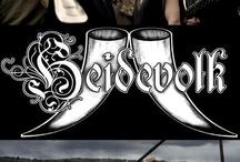 Folk, epic metal and fantasy art.