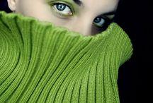 G R E E N / Beautiful Green Things / by Donna Rupar Pereira