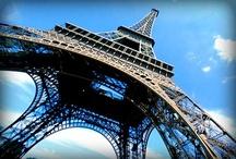 Paris! / by Monica