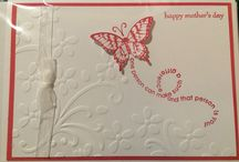 Juliane's cards / Examples of my cards