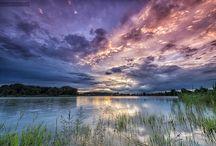 Sunset / Sunrise  Naplementék a világ minden tájáról