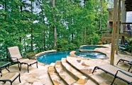 Dream Home: Pools / Indoor pools just don't seem as inviting to me.  Summer Sanders