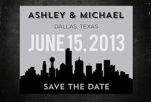 Wedding Invitations/Save the Date's / by Tiffany Whitehurst