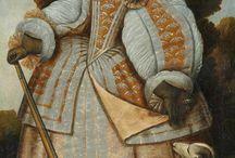 Dějiny módy 17. století