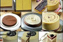 trucos para hacer pasteles y adornar