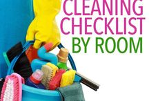 De clutter and cleaning