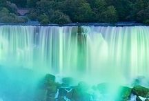 Awesome Waterfalls / This is about awesome waterfalls that I found awsome