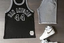Outfit Camisa basket