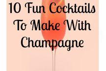 Champagne, s'il vous plait...