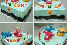 My homemade cake