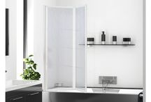 VANISHING SHOWER DOORS