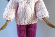 Brats dolls-knitting/crochet
