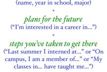 Career or Job Fair / by Iona CareerDevelopment