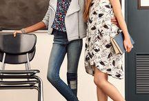 мода подростки