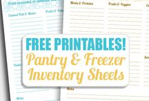 Printables & Planners