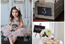 Vintage Tea Party / by Partystock