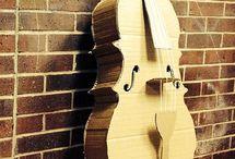 Μουσικά όργανα από χαρτί