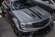 Mercedes Benz C 63 AMG///