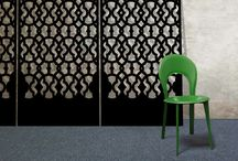 Arabic laser cut patterns