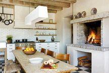 Interior Design Inspiration - Dining/Kitchen