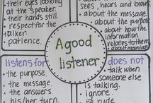 Classroom anchor charts