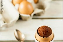 Eat desserts first - Easter